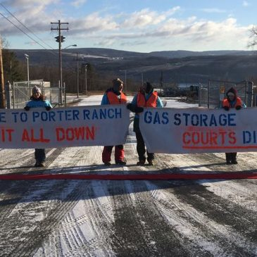 Porter Ranch gas leak is one in series of CA disasters