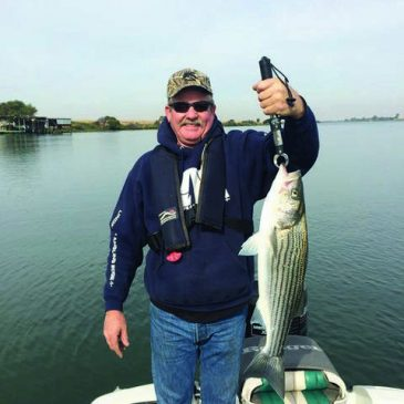 Finding Clear Water Key To San Joaquin Success