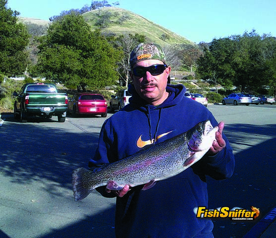 East bay lakes roundup for Lake del valle fishing report