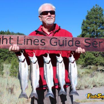 Boca Reservoir Kokanee Salmon Are Fat, Fierce and Acrobatic