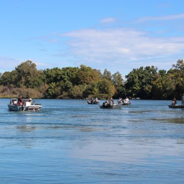 Public Meeting to be Held on Proposed Sacramento River Fishing Closure Alternatives
