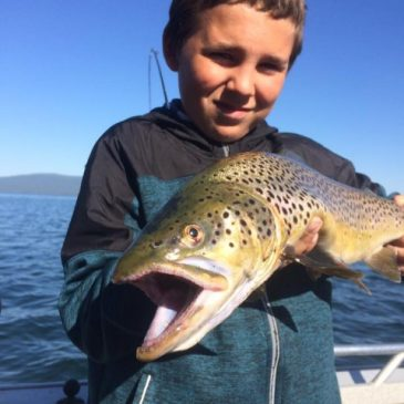 Lake Almanor: Catch And Release The Hard Way!