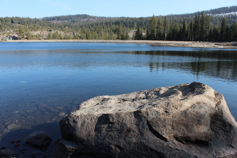 Hit lake valley reservoir for high elevation catfish and for Green valley lake fishing