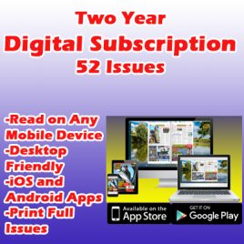 Digital 2-Year/ 52 Issue Subscription