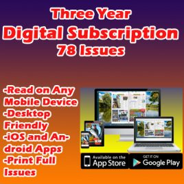 Digital 3-Year/ 78 Issue Subscription