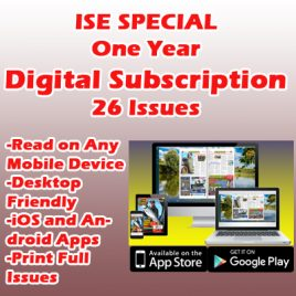 ISE Special Digital 1-Year Subscription