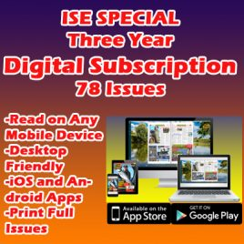 ISE Special Digital 3-Year Subscription
