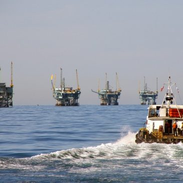 Exposing the Big Myth: offshore oil drilling has expanded under Governor Jerry Brown