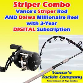 3-Year / 78 Issue Digital Subscription w/ Striper Combo