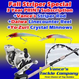 3 Years / 78 Issue PRINT Striper Kit Special Subscription