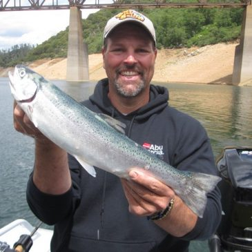 Cool Water, Snow And Big Trout…