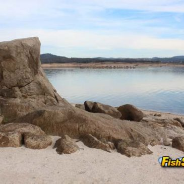 Folsom Lake Continues to Rise Rapidly