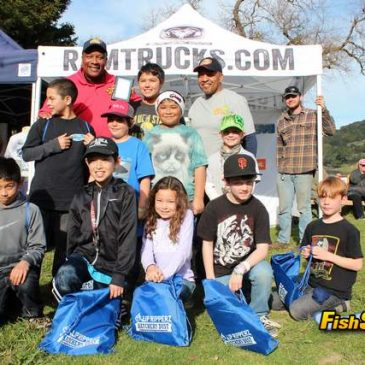 Young Andrew Beard Tops San Pablo NTAC Event With 4.72 Lb. Rainbow