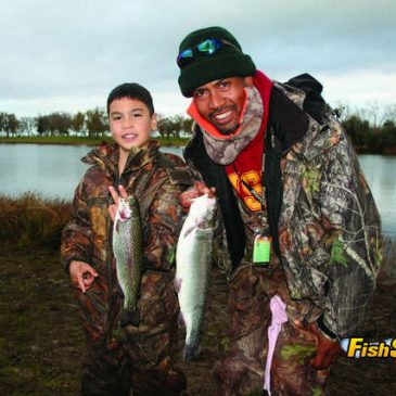 Rancho Seco To Host NorCal Trout Anglers Challenge Event On February 20!