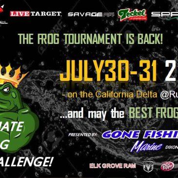 2016 Ultimate Frog Challenge