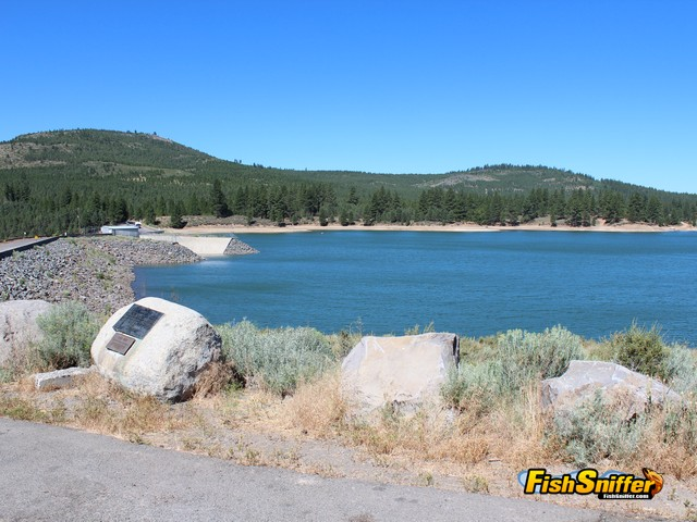 Boca Reservoir provides solid kokanee and trout fishing, but it's best to get on the water early before the water skiers and get skiers descend on the lake.