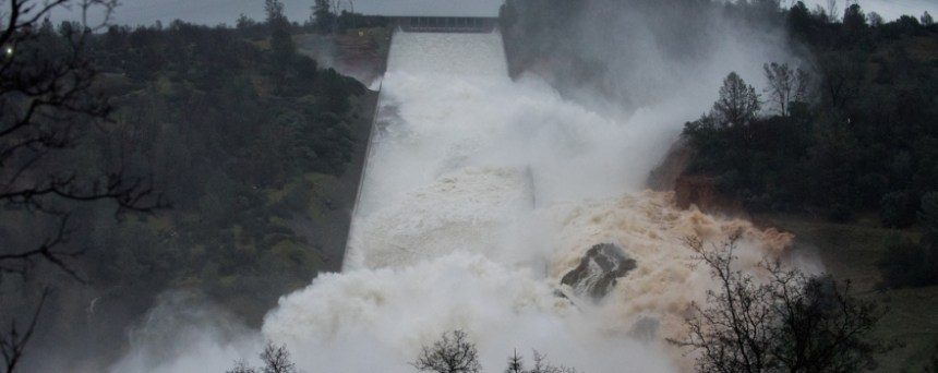 Breaking News: Lake Oroville Releases Increase As Inflow to Reservoir Declines