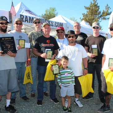 SMUD Rancho Seco Spring Trout Derby Yields Lots of Big Rainbows