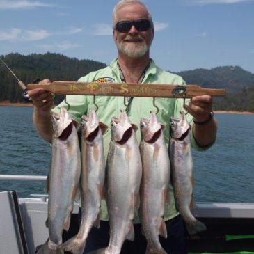 What a Week! Tuna, Marlin, Kokanee and Rainbows!