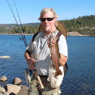 Hit Lake Valley Reservoir For High Elevation Catfish And Trout