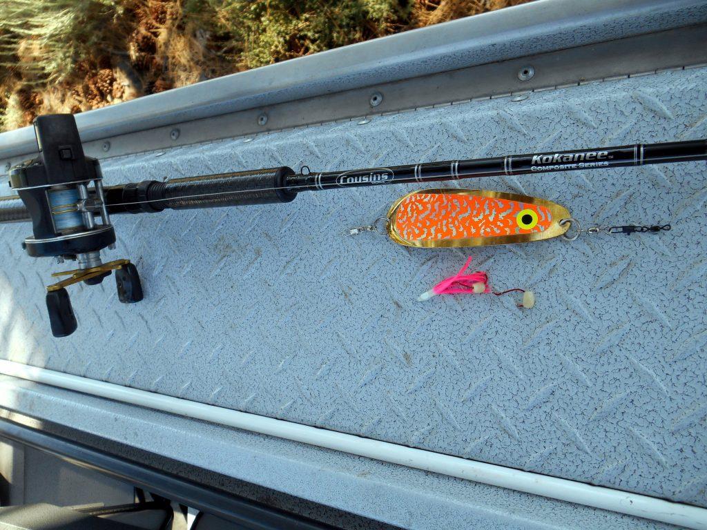Fish Sniffer Sierra Kokanee