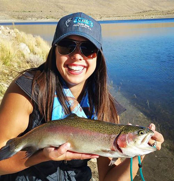 The June Lake Loop: Ground Zero For Epic Sierra Trout Fishing