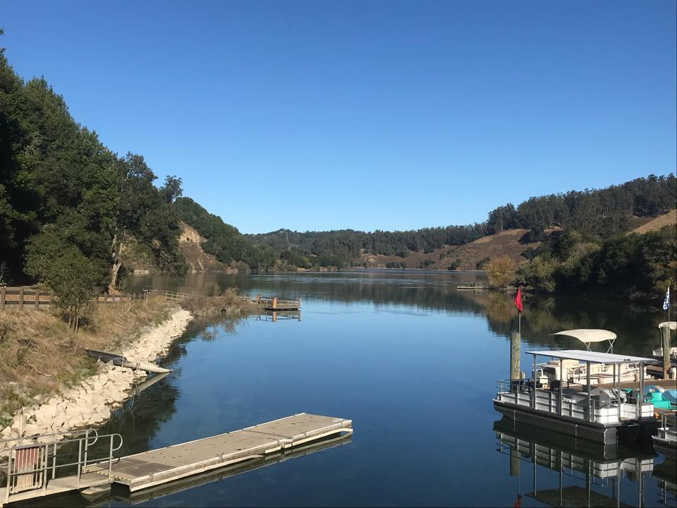 Lake Chabot Features Trophy Bass, Crappie & Trout