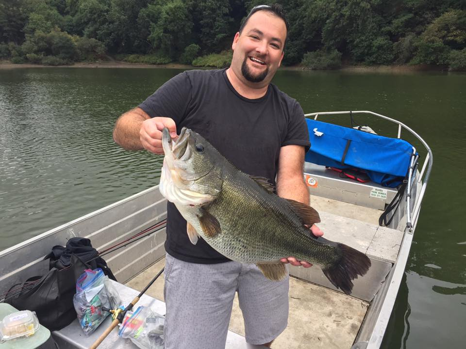 Lake Chabot Features Trophy Bass Crappie Trout