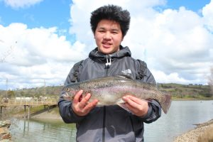 Latest reports for Lake pardee fishing report
