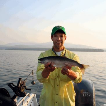 Kokanee Pandemonium Breaks Out at Stampede Reservoir
