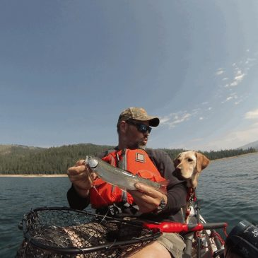Dog Day Trout Action From The Hobie Pro Angler 14!