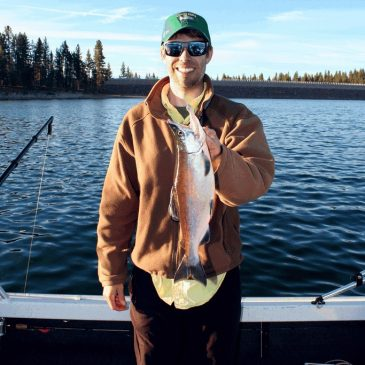 Late Season Kokanee Tactics