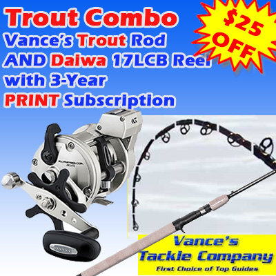 Trout Combo-Print