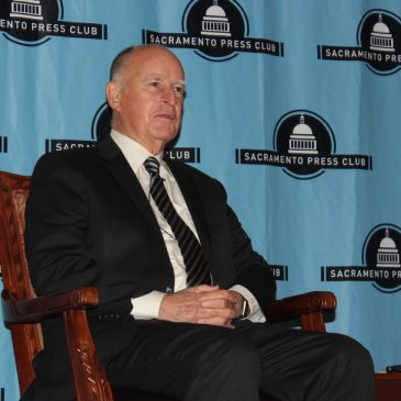 Jerry Brown Claims Delta Tunnels 'Will Be Built' In Exit Interview, Newsom Sworn In