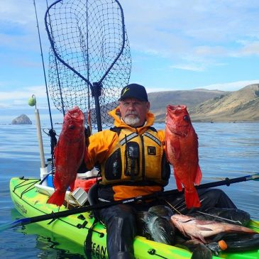 April Is Rockfish Time For Kayakers! Are You Ready?