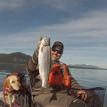 Almanor Trout Hunt Ends With Epic Battle!