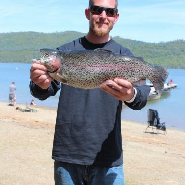 Ryan Thomchik Wins NTAC Event with 8.07 Rainbow at Collins Lake