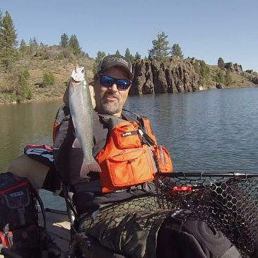 Frenchman Lake Yields Rainbows and Brown Bullheads for Anglers