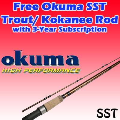 Okuma SST Rod