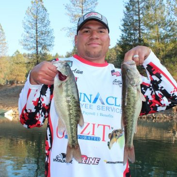 Rollins Lake Offers Great Spotted Bass, Bluegill and Crappie Fishing
