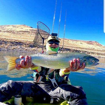 The Kayak Cutthroat Angler