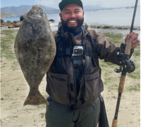 Largemouth Bass Tactics in the Surf
